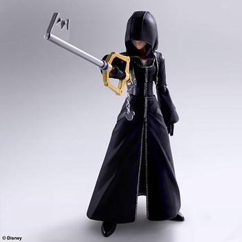 """""""Kingdom Hearts III"""" Xion is Back as New Bring Arts Figure"""
