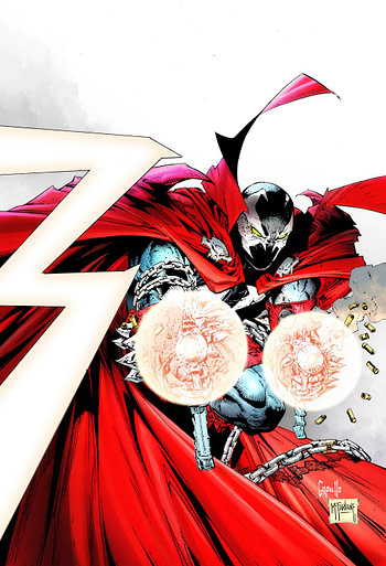 Todd McFarlane Adds Another Five Covers to Spawn #300