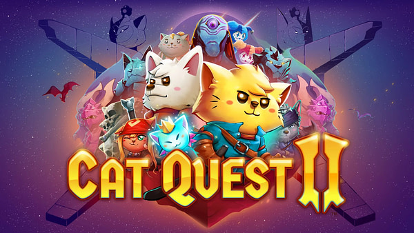 """Cat Quest II"" Receives An Official Release For Late October"