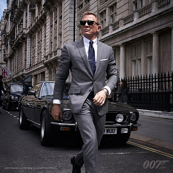 """MGM Officially Announces the Title for """"Bond 25"""""""
