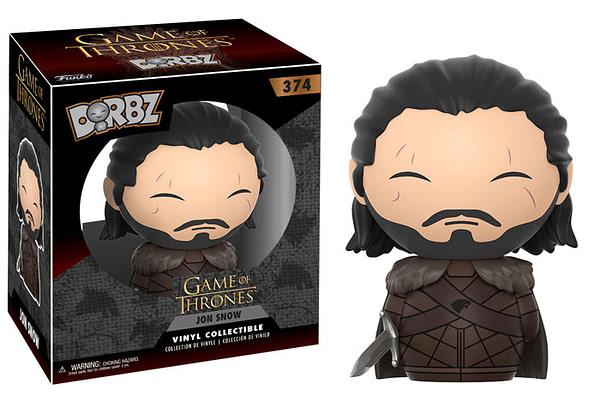 Game Of Thrones Dorbz Jon Snow