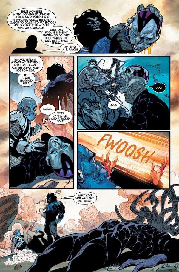 Annihilation Scourge Alpha #1 [Preview]