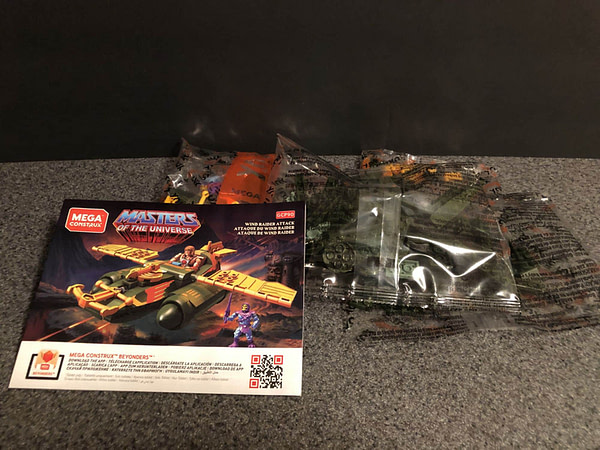 Mega Construx Masters of the Universe Wing Raider 5