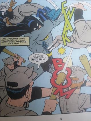 Batman vs Catwoman's Bat-Men