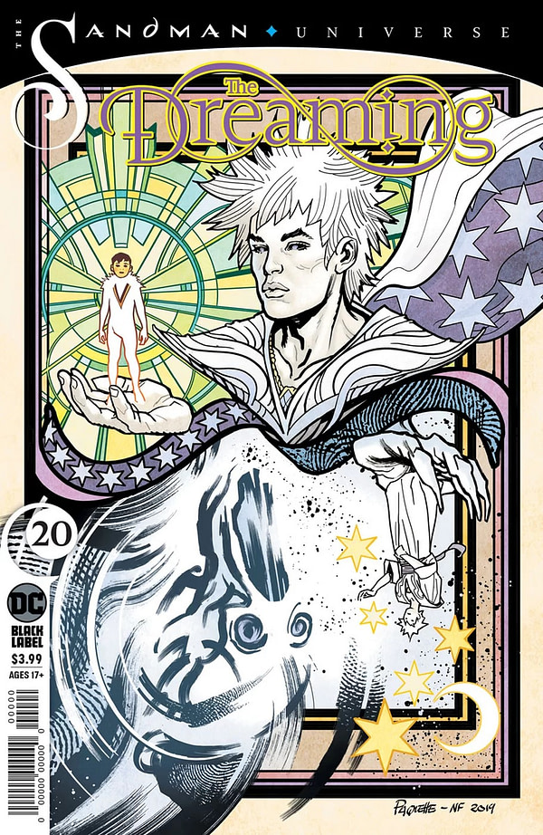DC Cancels The Dreaming in April... Will It Be Relaunched?