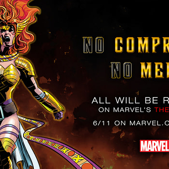 Now Angela Joins Marvel's No Compromise, No Mercy Teasers