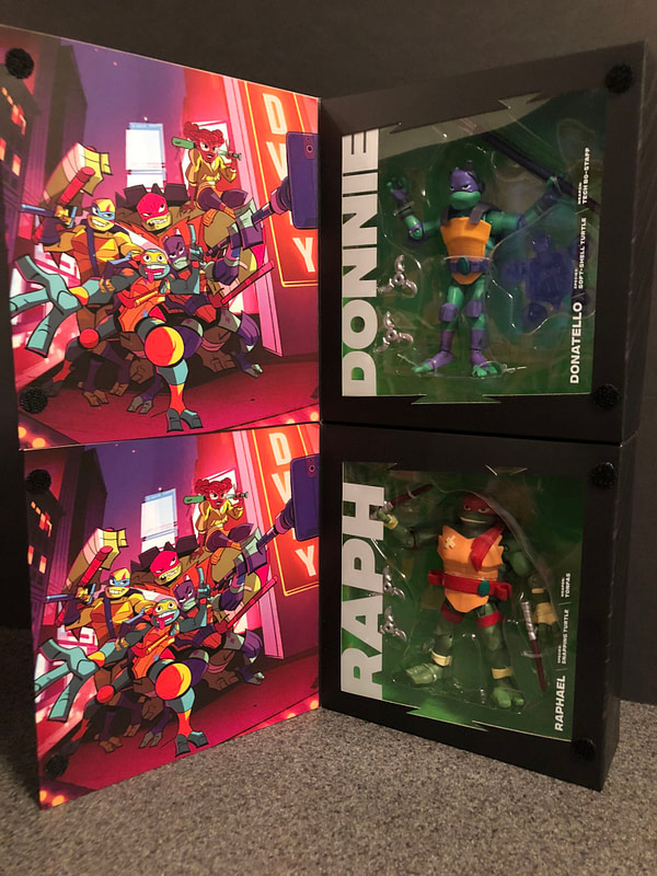Rise of the TMNT Playmates Figures 2