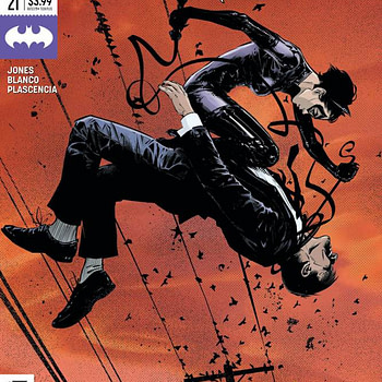 Catwoman #21 [Preview]