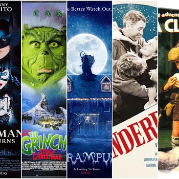Christmas Films Pics Collage