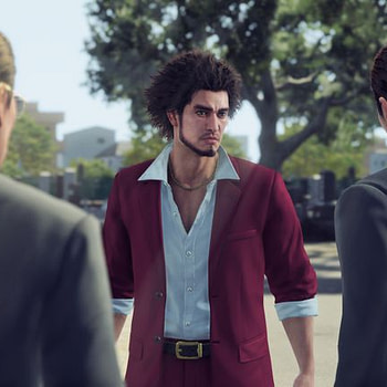 """""""Yakuza: Like A Dragon"""" Will Be Coming To The West In 2020"""