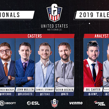 "Ubisoft Announces Final Sets For ""Rainbow Six Siege"" US Nationals Finals"