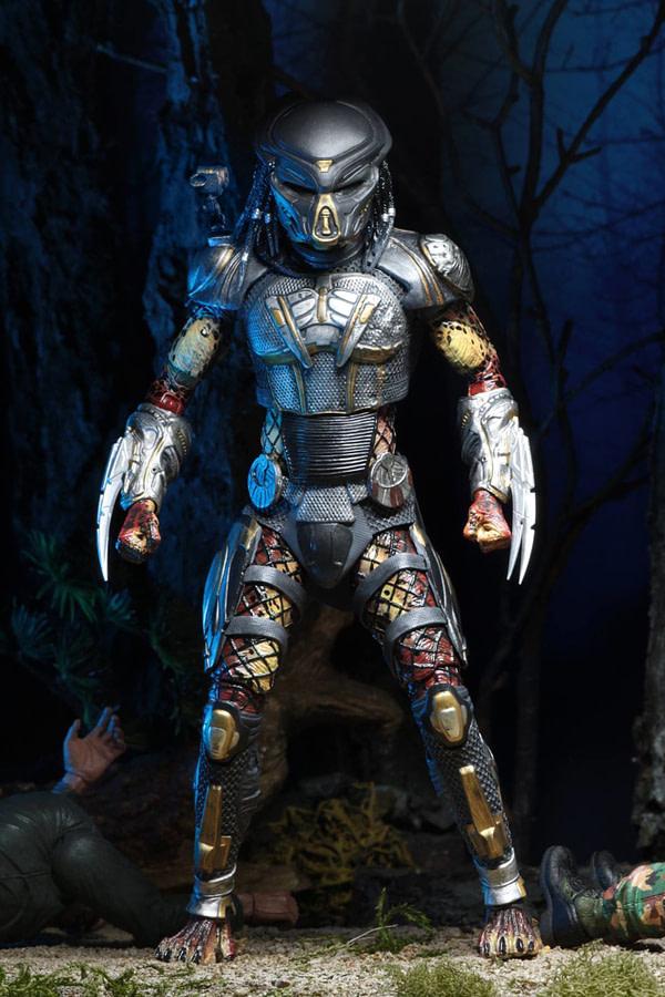 NECA Predator 2018 Film Figure 6