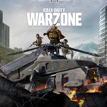 Call Of Duty Warzone Logo