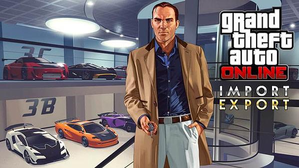 This Week is Import/Export Week in Grand Theft Auto Online