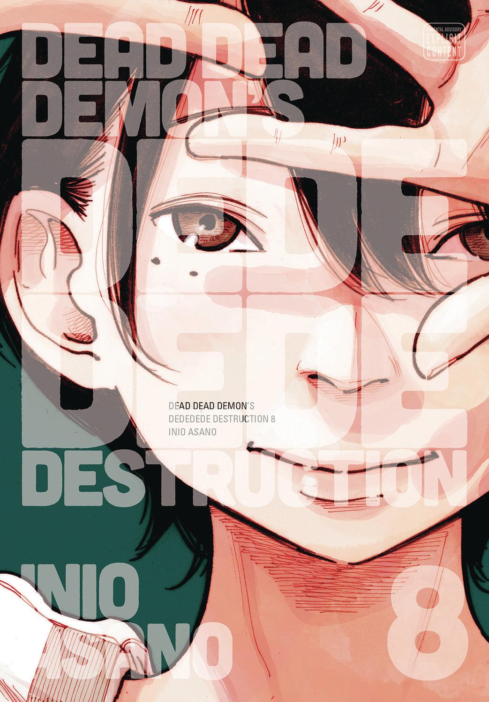 DEAD DEMONS DEDEDEDE DESTRUCTION GN VOL 08 ASANO (MR)