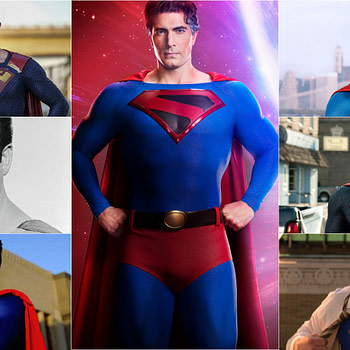 """Ranking Live Action """"Superman"""" Actors [OPINION]"""