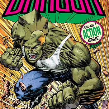 A Look at Savage Dragon #250