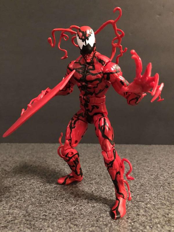 Marvel Legends Venom Wave 11