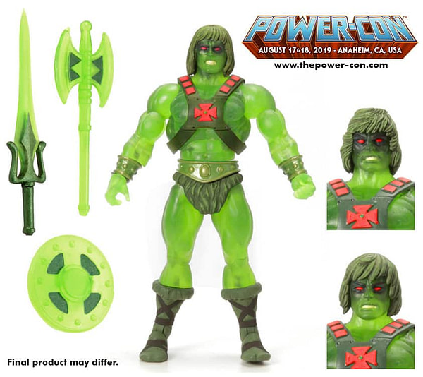 Masters of the Universe Power Con Exclusive 2