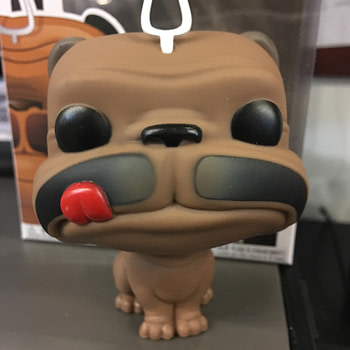 Lockjaw Funko Pop 4