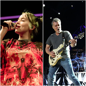Why is the Billie Eilish-Van Halen Controversy Still a Thing? [OPINION]