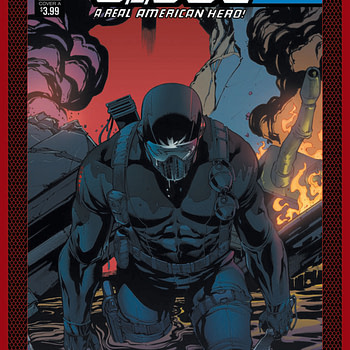Bernie Sanders Operative Battle Corrupt DNC Officials Over Iowa Caucus Results in GI Joe #270 [Preview]