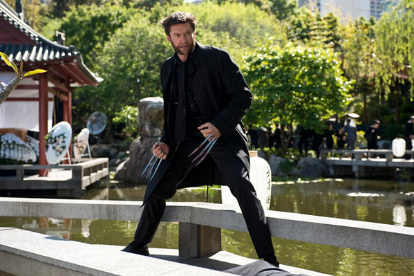the wolverine at large
