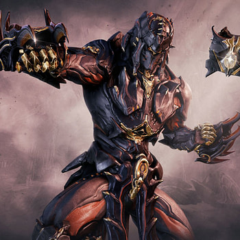 "Atlas prime Will Soon Be Arriving In ""Warframe"""