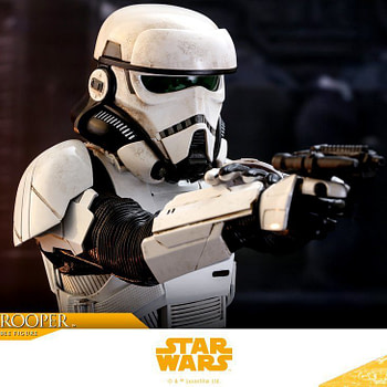Hot Toys Solo Patrol Trooper 9