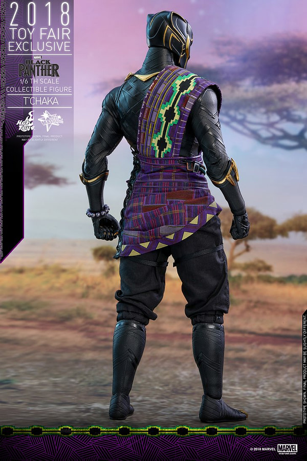 Hot Toys T'Chaka Black Panther 15