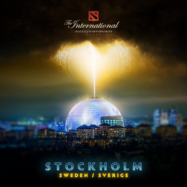 """The International 2020 For """"Dota 2"""" Is Headed To Sweden"""