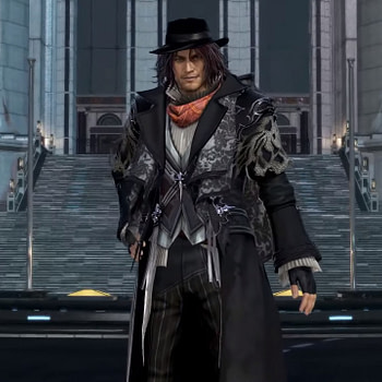 "Ardyn Izunia From ""Final Fantasy XV"" Joins ""Dissidia Final Fantasy NT"""
