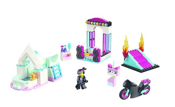 LEGo Movie 2 Lucys Builder Box 2