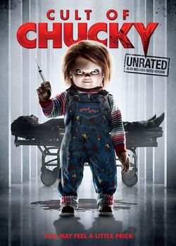 Cult of Chucky Cover