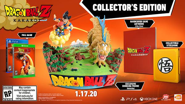 """Dragon Ball Z: Kakarot"" Gets An Official Release Date For 2020"
