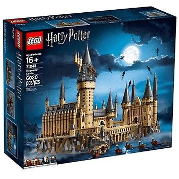 Hogwarts Castle LEGO Set Box