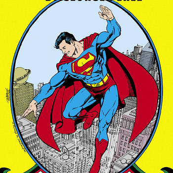DC Collects All of George Perez's Wonder Woman in an Omnibus, Then His Superman