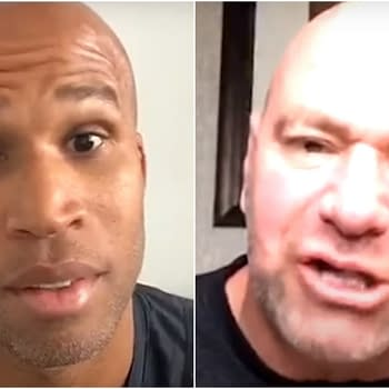 Dana White calls out Oscar De La Hoya for Conor McGregor talk | MMA on ESPN