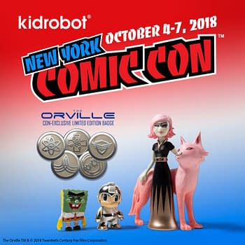 Kidrobot NYCC Exclusives
