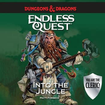 Dreamscape Media Reveals Dungeons & Dragons Interactive Audiobooks