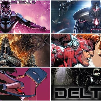 Comics for Your Pull Box Week of May 23 2018: Flash War Begins and the Hunt for Wolverine Goes to Madripoor