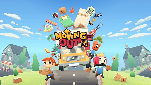 """Who's Driving The Van? We Played """"Moving Out"""" At PAX West"""