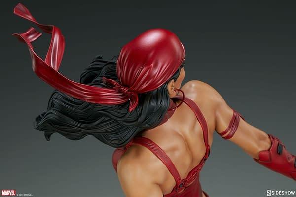 Sideshow Collectible Premium Format Figure Elektra 13