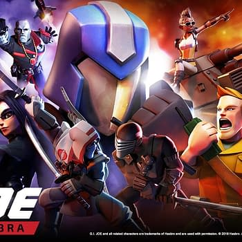 "Hasbro Announces New Mobile Game ""G.I. Joe: War On Cobra"""