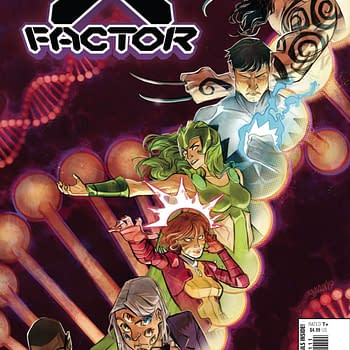 X-ploring the Mutant Resurrection Protocols in X-Factor #1 [XH]