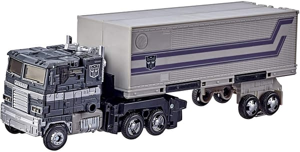 Optimus Prime Is Back From the Dead With Exclusive Figure From Hasbro