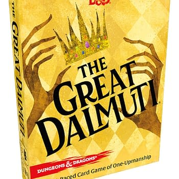 Wizards of The Coast Reveals The Great Dalmuti: Dungeons & Dragons
