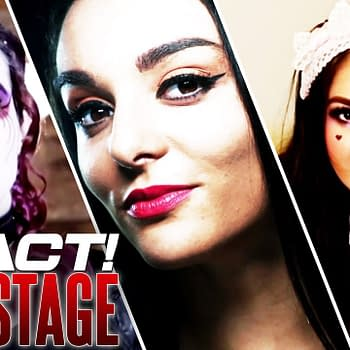 Deonna Purrazzo Signs with Impact and Kenny Omega is Fine With It