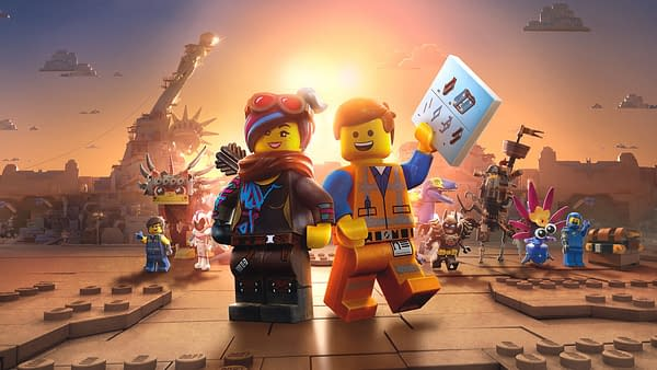 LEGO and Universal have entered a new partnership.