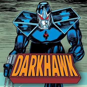 Probably Darkhawk Not Blackheart Will Appear In Gerry Duggan And Aaron Kuders All-New Guardians Of The Galaxy From #C2E2